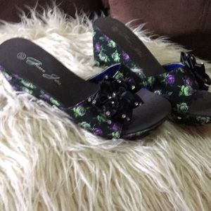 Givona Jolie shoes size 6.5